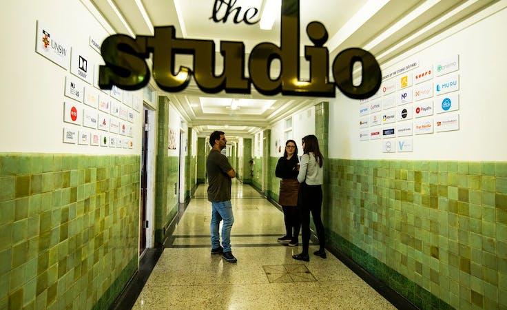 Location Filming, multi-use area at The Studio, multi-use area at The Studio, image 1
