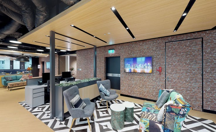 2117, private office at Compass Offices Barangaroo, image 1