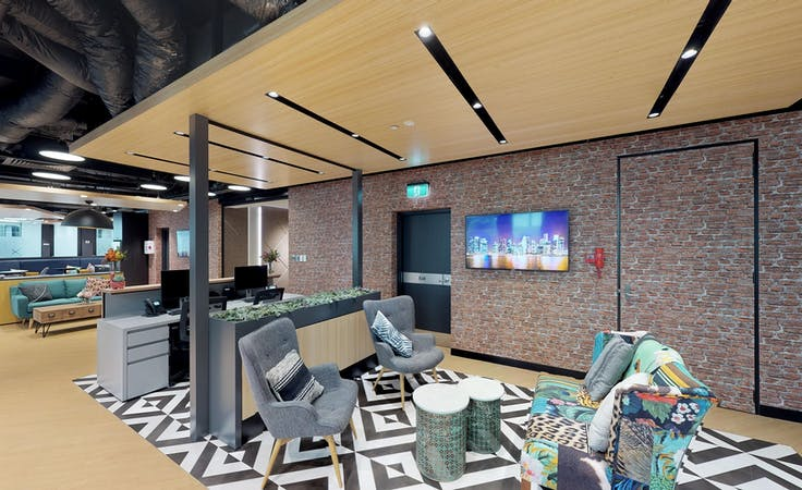 2156, private office at Compass Offices Barangaroo, image 1