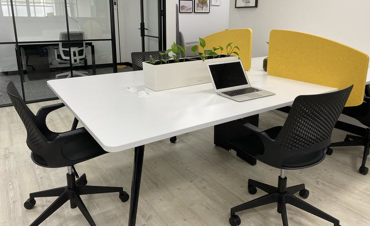 Exclusive use of entire office, private office at Werkbase, image 1