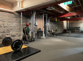 Jon Weller Studios, multi-use area at Jon Weller Fitness Studio, image 1