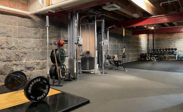 Jon Weller Studios, multi-use area at Jon Weller Fitness Studio, image 1