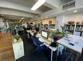Shared office at Place Lab, image 1