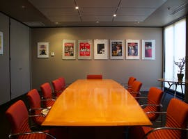 The Board Room, meeting room at System Sound Pty Ltd, image 1