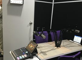 Recording studio, creative studio at Podcast City CBD Studio, image 1