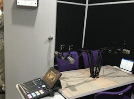 Recording studio, creative studio at Podcast City CBD Studio, image 1