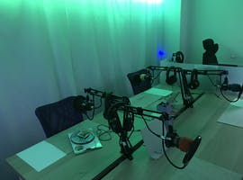 Recording studio, creative studio at Podcasting Studio, image 1