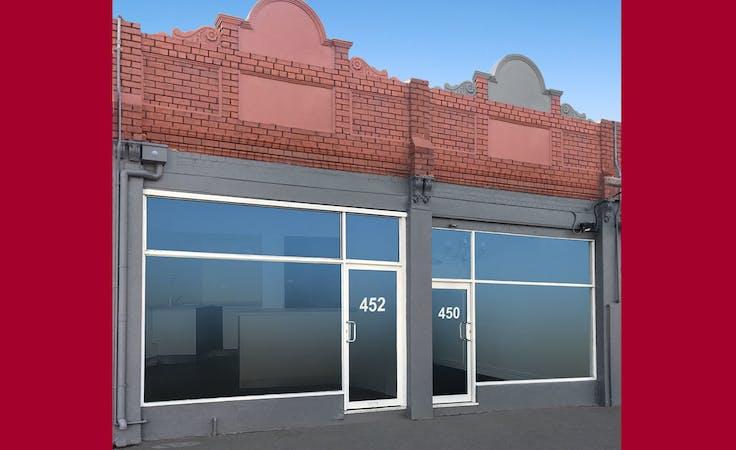 Shops, shopfront at 450-452 City Rd South Melbourne, image 1