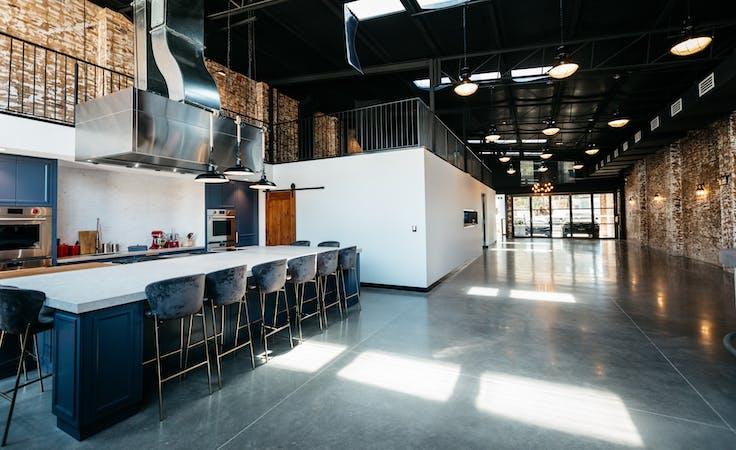 Filming Studio, creative studio at La Botanique, image 1