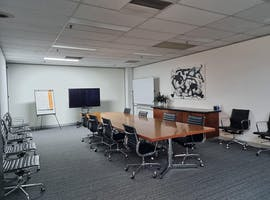 Boardroom 1, meeting room at BSPACE Melbourne, image 1