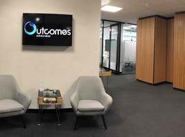 Shared office at Outcomes Business Group, image 1