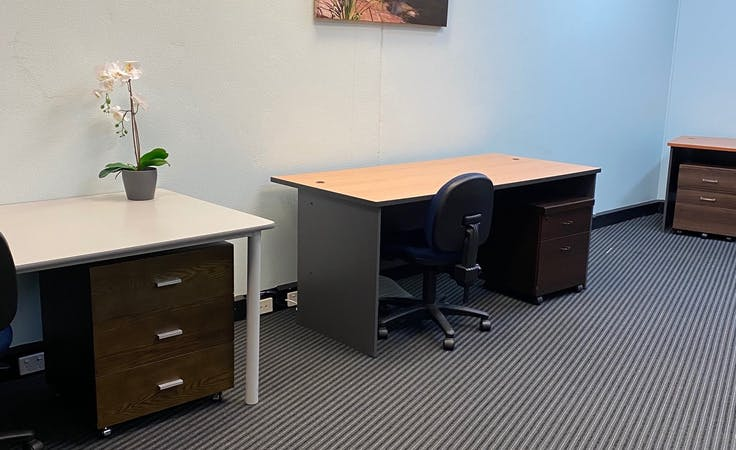 The Hub, shared office at Wise Click Business Centre, image 1