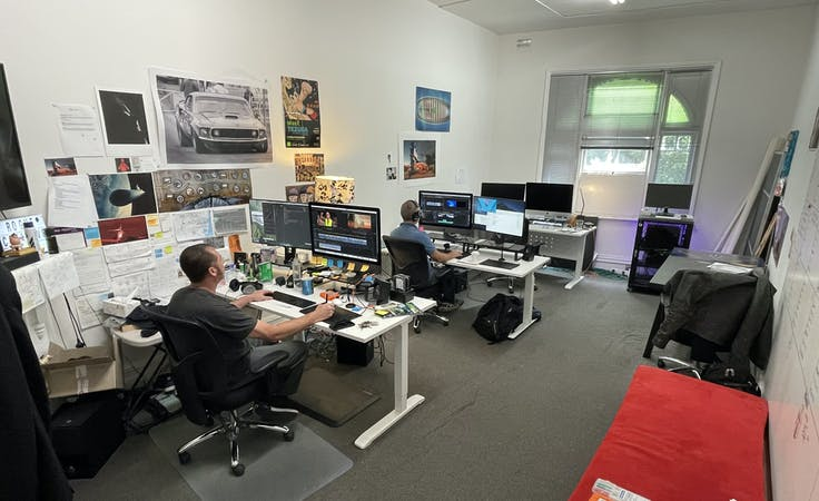 Multi-use area at Office Space in Chippendale, image 1