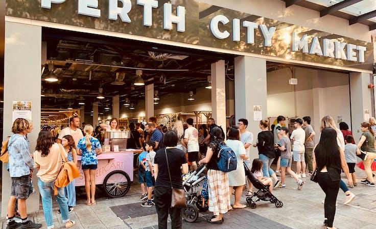 Pop-up shop at PERTH CITY MARKET, image 1