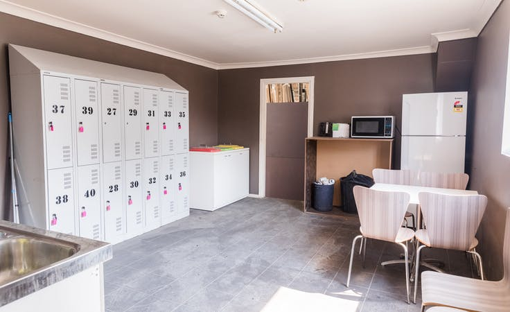 Secured outside space, multi-use area at Shared Warehouse Space in Botany with Option for Office Space, image 2