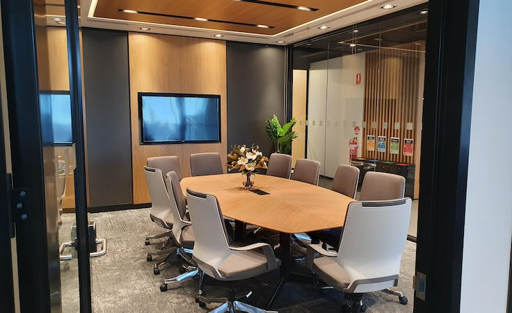 Serviced office at Compass Offices - 360 Collins street, image 2