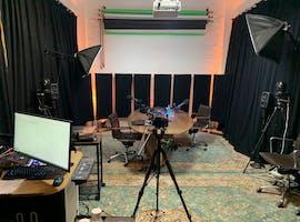 Castaway Studio 2 Video content Studio, creative studio at Castaway Studios - Podcasting Studio, image 1