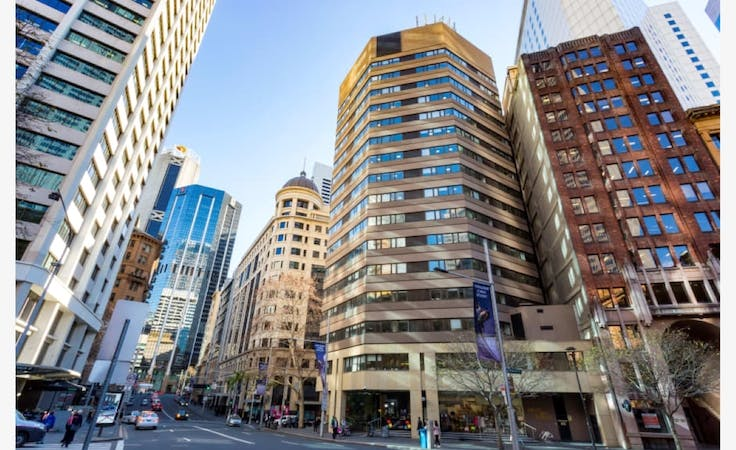 'A' grade building, discounted, private office at 50 Pitt Street, image 1