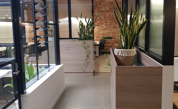 Front, meeting room at Knock Knock Cowork, image 2
