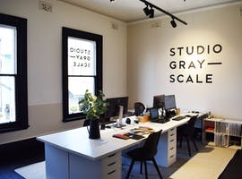 Studio Grayscale, dedicated desk at Burwood Rd, image 1