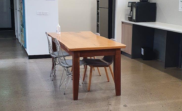 Back, meeting room at Knock Knock Cowork, image 3