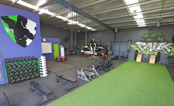 Training room at Tank Training Personal Training Studio, image 1
