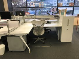 Hot desk at Brand Dimensions, image 1