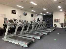 Jetts Castle Hill , multi-use area at Jetts Castle Hill 24/7 Fitness Centre, image 1