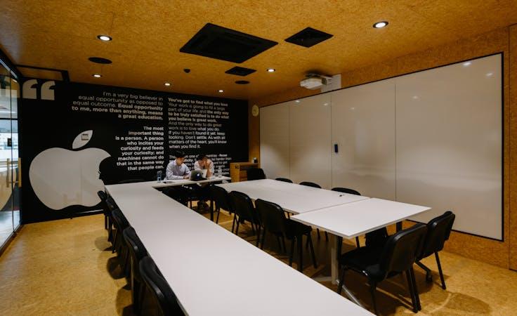 Hurstville Learning Centre, multi-use area at Corporate Training & Education Centre, image 1