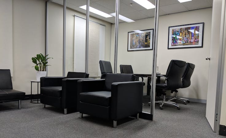 The whole office suite, private office at 230 Collins Street, image 1
