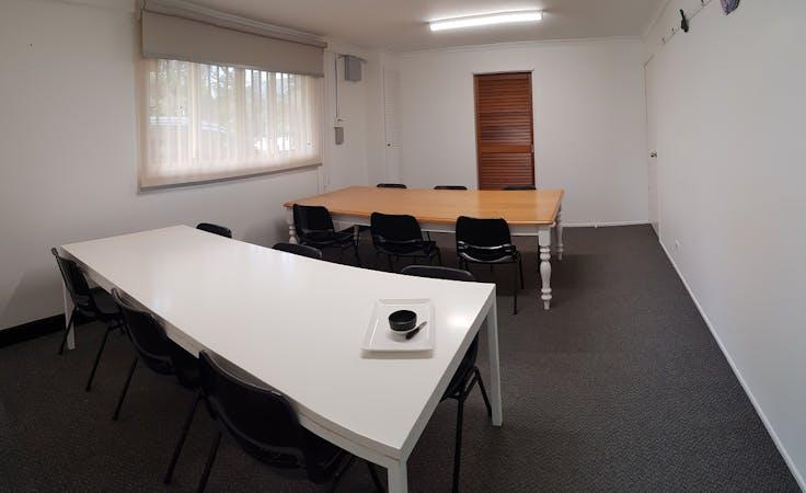 The creative room, multi-use area at Create A Circus, image 1