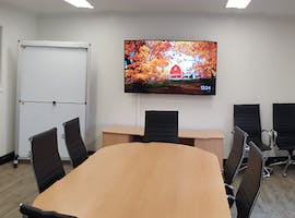 The Enterprise room, meeting room at Create A Circus, image 1