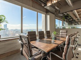 This meeting room comes with stunning CBD views, image 1