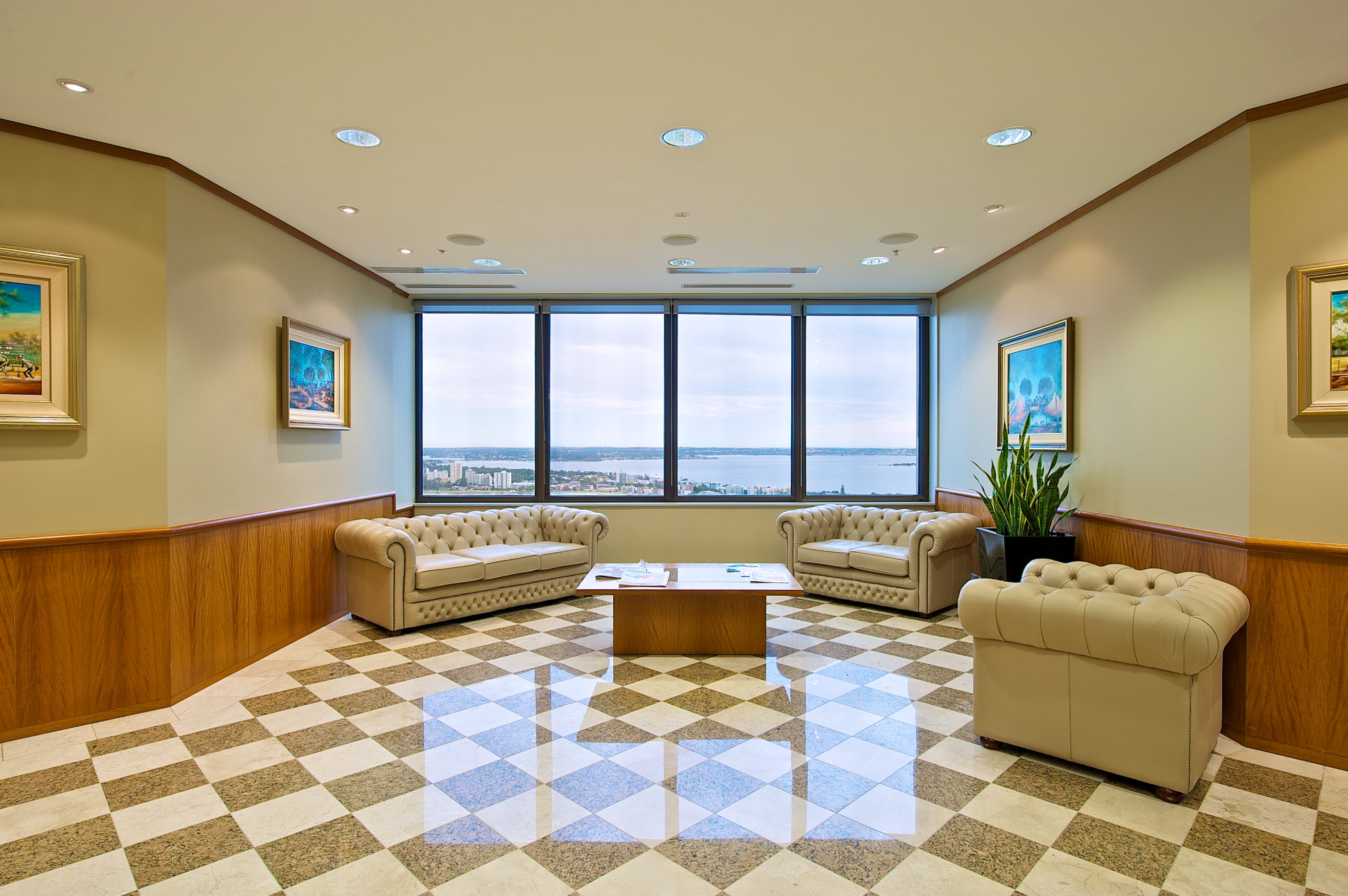 Suite 2841, private office at Servcorp - AMP Tower, image 2