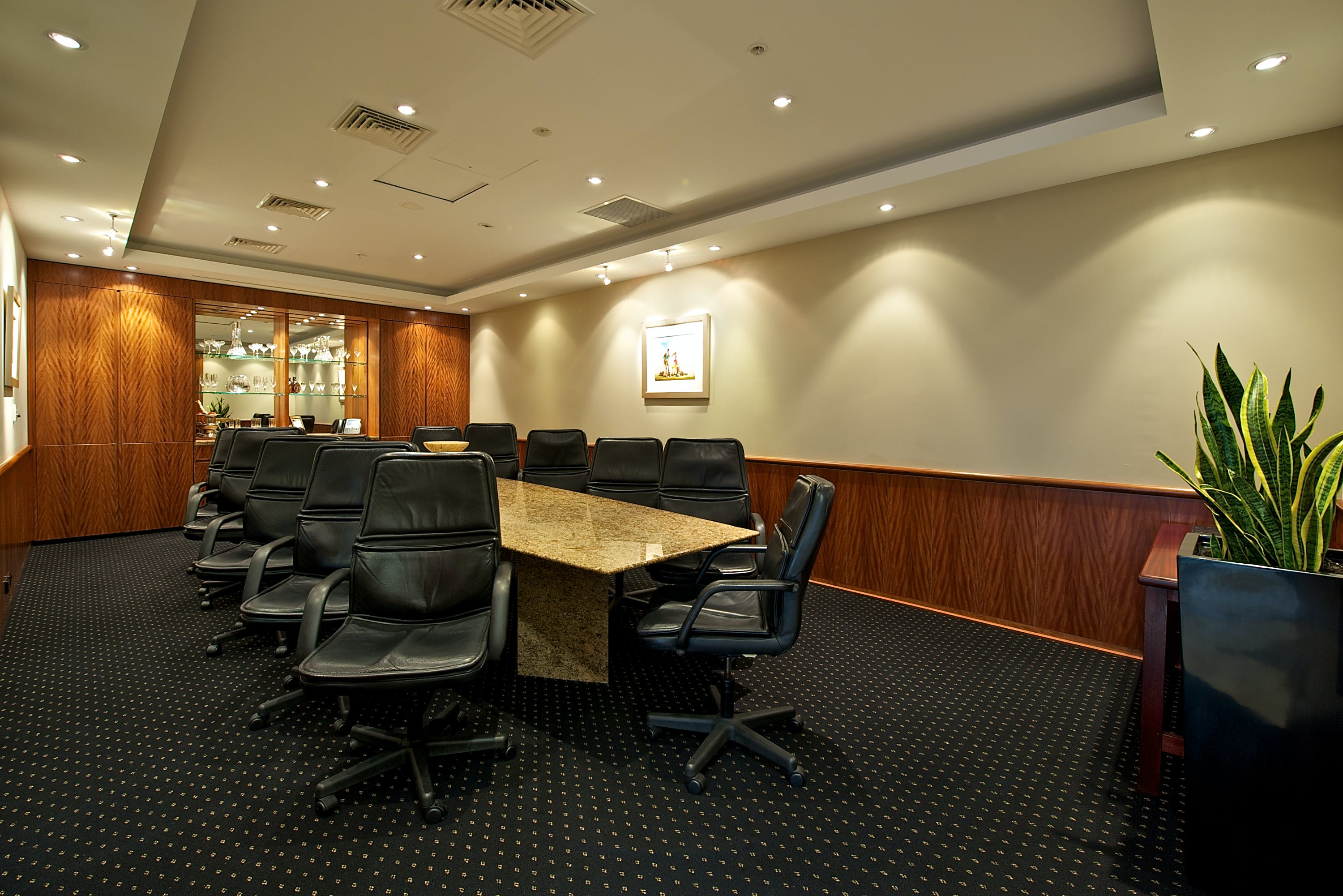 Suite 2841, private office at Servcorp - AMP Tower, image 3