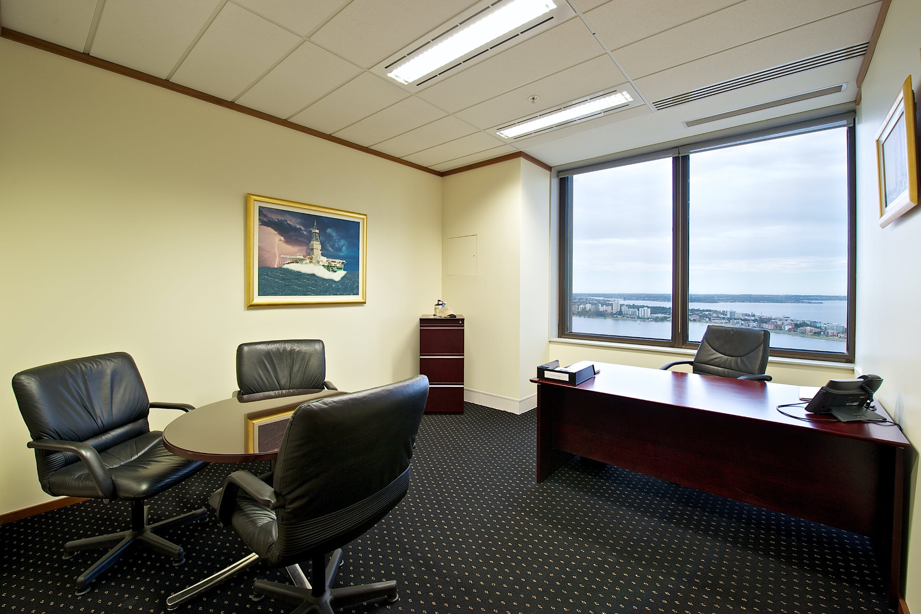 Suite 2841, private office at Servcorp - AMP Tower, image 8