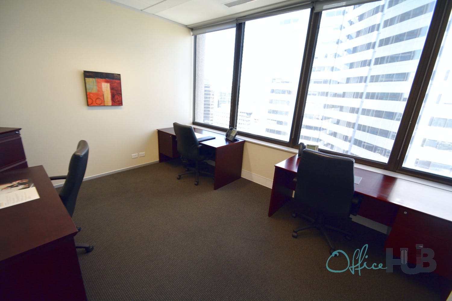 Suite 2841, private office at Servcorp - AMP Tower, image 1