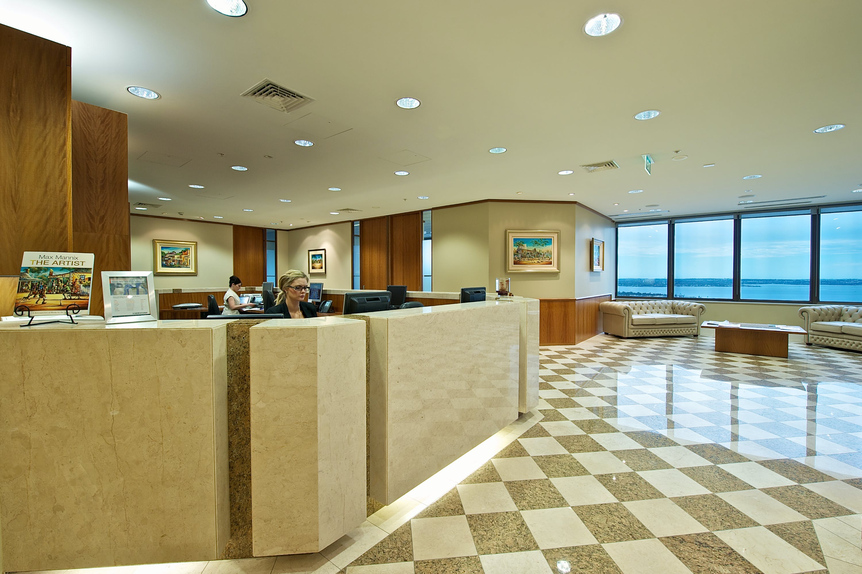 Suite 2841, private office at Servcorp - AMP Tower, image 5