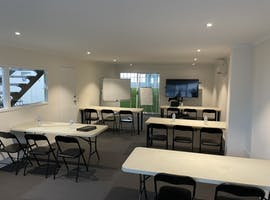 The Hub, multi-use area at The Football Hub @ H28, image 1