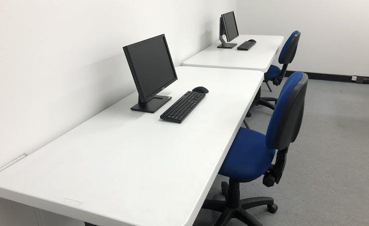 Room1 , shared office at Kentbridge house, image 1