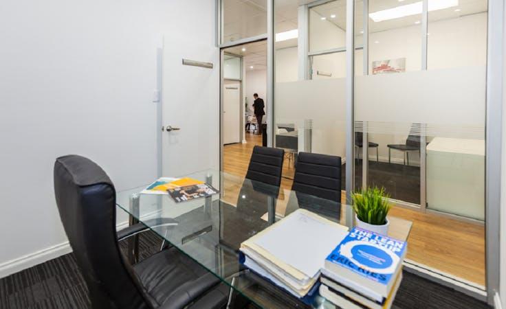 Virtual Office, meeting room at Business Hub Adelaide CBD, image 1