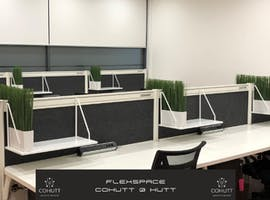 PERMAdesQ+, dedicated desk at COHUTT, image 1