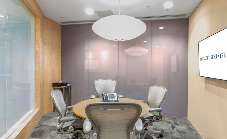 5-pax private office with Harbour Views, serviced office at 1 Bligh Street, image 1
