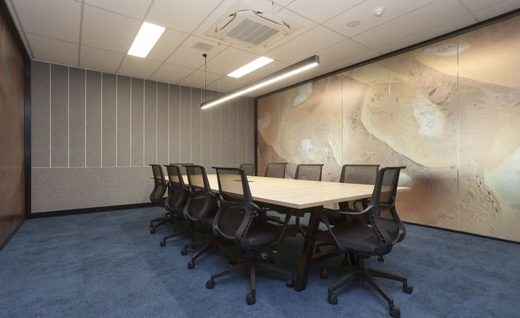 Board Room, meeting room at Allied Health Precinct, image 1