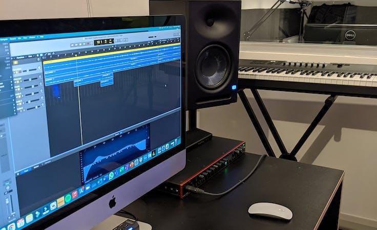 Imperial Artists Recording Studio, creative studio at Imperial Artist Recording Studios, image 1