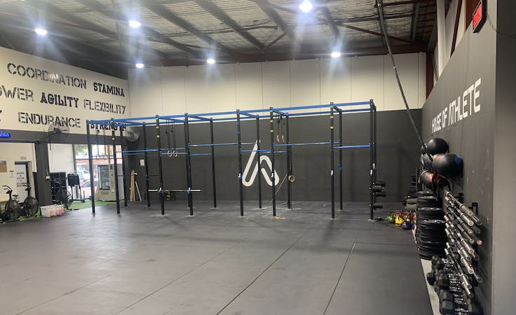 Gym Floor Space, multi-use area at House of Athlete gym, image 1