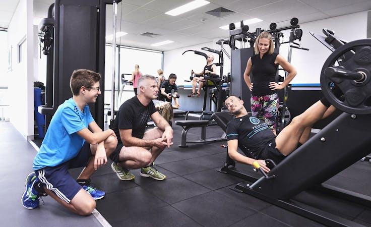 Sycle Hub Cycle & Fitness Studio, multi-use area at Sycle Hub - Sydneys Premier Cycle & Fitness studio, image 1