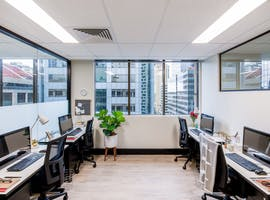4 desk, private office at Christie Spaces Adelaide Street, image 1
