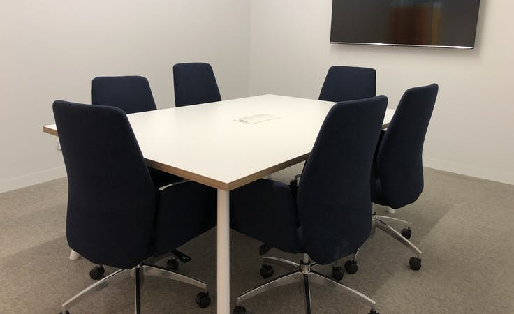 Meeting Room, meeting room at Work By Amber, image 1