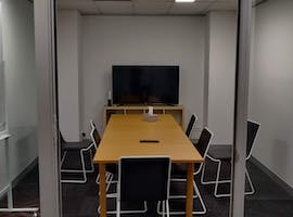Shared Desks in our office, dedicated desk at The Edge, image 1